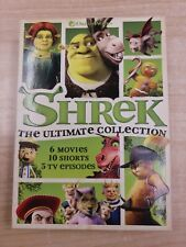 Shrek: The Ultimate Collection Used - Very Good Dvd
