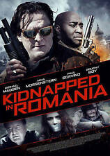 Kidnapped in Romania (DVD, 2016)