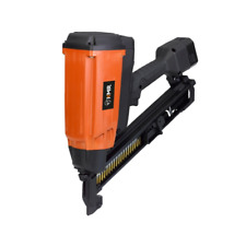 KMR 3822 34 DEGREE POSITIVE PLACEMENT CORDLESS BATTERY GAS ANCHOR NAILER 40-60mm