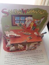 WONDERFUL VINTAGE 1949 Christmas POPUP Book