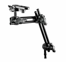 New Manfrotto 396B-2 Two Section Double Articulated Arm with Camera Attachment