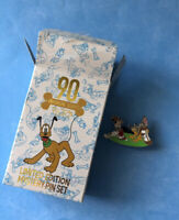 Disney Parks -  PLUTO Dog 90th Anniversary Mystery LE Pin (Canine Caddy) New