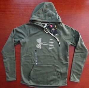 Under Armour Women's Tactical Tonal Big Logo Hoody NWT 4th of July