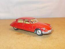 vintage 1/43 CORGI TOYS - 210 S - CITROËN DS 19 - années 60's