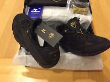 Lamborghini Running Shoes Trainers Sneakers Boxed New Black size 44 uk 9.5