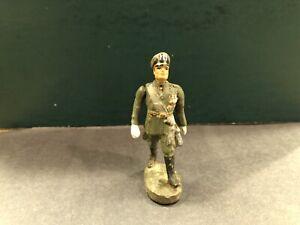 Elastolin: Mussolini w/ Moveable Arm. 7cm Scale. Pre War c1940