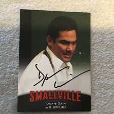 Dean Cain Signed A10 Superman Smallville Authentic - Dr Curtis Knox 2012