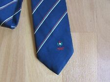 BELLS Whisky SCOTTISH Open GOLF Interest Tie by Bourne Publishing