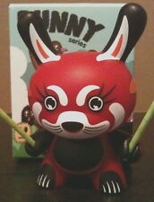"""DUNNY 3"""" ENDANGERED SERIES SHANE JESSUP FOX 1/20 KIDROBOT TOY VINYL COLLECTIBLE"""
