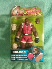 "BALROG red variant Sota Toys|Street Fighter 6"" Figure