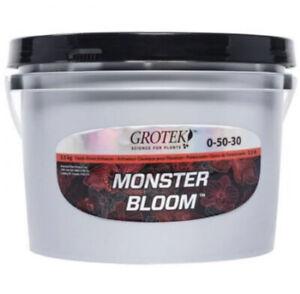 Grotek Monster Bloom 2.5kg Bloom Booster Pk Boost Powder Nutrient