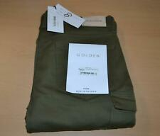 Men's Golden The Legend Cargo Pants Olive Sz 32