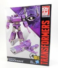 Transformers Generations Shockwave Universal Studios Exclusive Hasbro