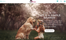Professional Dropshipping Store -Automated PET SUPPLIES - E Commerce Website