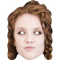 Benny Anni-Frid /& Agnetha Celebrity Singer Card Face Mask-Masks Pre-Cut* Bjorn