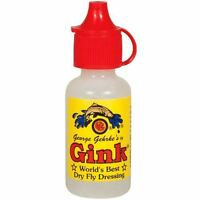 GINK FLY FLOATANT - Fly fishing dry flies leaders Worlds best floatant