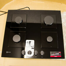 NEFF Built In 59cm 4 Burners Gas Hob Black - T26CS49S0