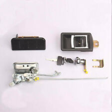 Cab Door Lock Assembly Fit For DAEWOO DOOSAN DH150 DH220 DH225-5-7 Excavator