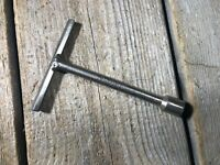 Shimano HEX ALLEN T-Handle Wrench T Handle Tool USED 6mm Allen 10mm Hex socket