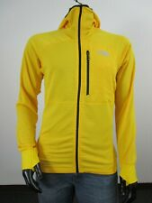 NWT Mens TNF The North Face Summit L2 Proprius Fleece Hoodie Jacket Yellow $150