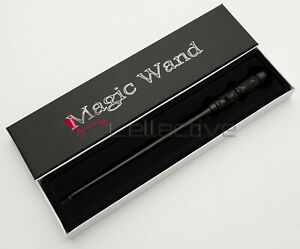 Harry Potter Film Set Movie Props Wands LIJING The Noble Collection Professor Snape Wand 13 Inch Professor Snape Wand Wand Box