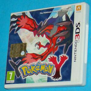 Pokemon Y - Nintendo 3-DS 3DS - PAL