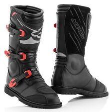 Acerbis Adventure Dual Road Motorcycle Waterproof Boots 44 US 10 BMW DR650