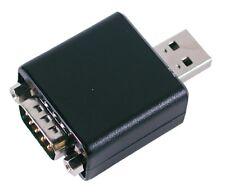 Exsys ex-1304 - USB a 1x rs-232 puertos adaptador dongle (FTDI chip-set)