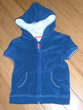 KC Parker by Hartstrings skort & hoodie terry navy sailor style outfit 10 NWT