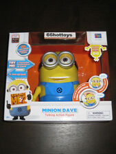 Despicable Me 2 Minion Dave Talking Action Figure NEW