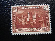 MONACO timbre yvert et tellier n° 62 n** (A4) stamp monaco