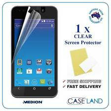 1X PREMIUM CLEAR SCREEN PROTECTOR FILM GUARD FOR MEDION E4002 (ALDI MOBILE)