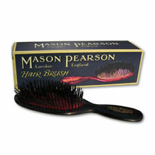 Mason Pearson B4 'Pocket Bristle' Hair Brush Dark Ruby *US SELLER*
