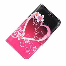 Good Leather Card Slots Wallet Phone Flip Cover Protect Case For Motorola Moto E