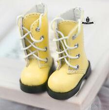 1/6 BJD Shoes Yosd Boots Dollfie DREAM DOD SOOM MID Luts Dollmore Yellow Shoes