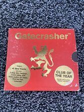 Gatecrasher - Red (1999) (2CD) Mixed by Scott Bond - Classic Trance CDs