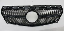 GENUINE MERCEDES BENZ CLA W117 FRONT DIAMOND GRILL 2016-ON P/N: A1178880600