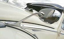 CIGNO CON CAPPUCCIO COLLO specchi per VW Beetle Bug Tipo 1 Albert OVALE COPPIA aac127