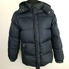 Dolce&Gabbana Womens Childrens Puffer Jacket Winter Coat  Black Padded
