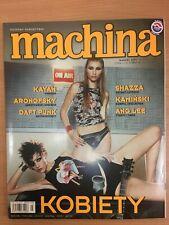 DAFT PUNK Crouching Tiger Hidden Dragon - MACHINA POLISH MAGAZINE No. 3/2001