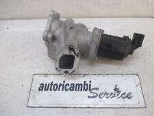 55219498 VALVOLA EGR FIAT GRANDE PUNTO 1.3 D 5M 3P 55KW (2009) RICAMBIO USATO
