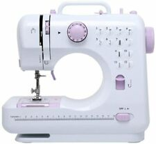 Portable Sewing Machine with Foot Pedal, 12 Stitches 2 Speed  Sew Machine