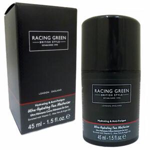 Racing Green Ultra  Hydrating Face Moisturiser Cream for Men