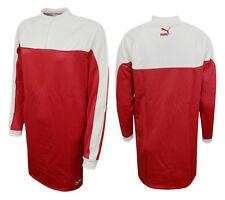 PUMA Turtleneck Women's Dress Red / White 40