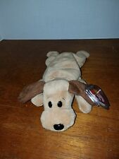 Ty Beanie Bones the Dog VERY RARE with PVC Pellets and Errors