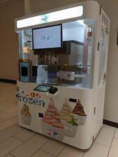 Turnkey Frozen Dessert Fully Autonomous Vending Business for Sale in Connecticut