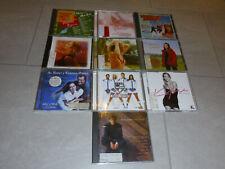 10 Stck. diverse Popmusik-CD's