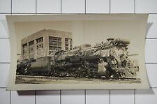 Texas & Pacific Railroad: Engine 633: Arlington Heights TX 1931 Train Photo