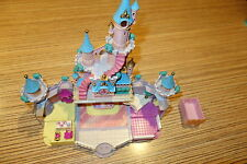 Walt Disney Cinderella Castle. no FIGURES. Polly Pocket