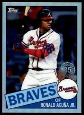 2020 Topps Chrome 1985 Baseball Refractors - Pick A Card